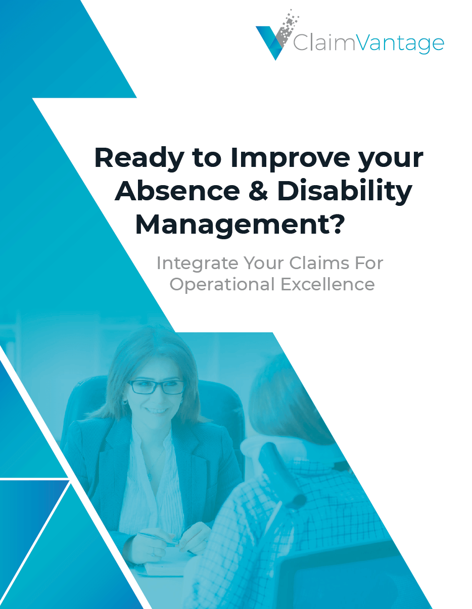 Ready to Improve your Absence & Disability Management?