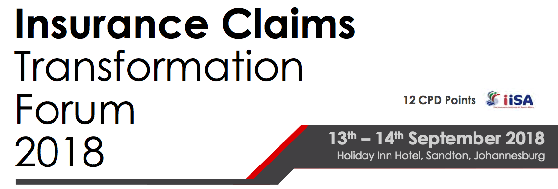 Insurance Claims Transformation Forum 2018