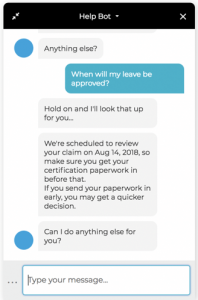 ClaimVantage Chatbot