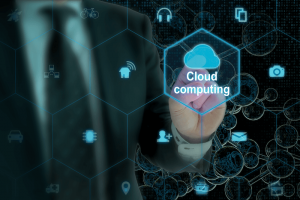 companies who have adapted cloud technology have a competitive advantage of those who don't